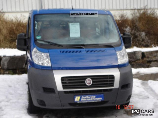 2007 fiat ducato 120 multijet combi l1h1 car photo and specs. Black Bedroom Furniture Sets. Home Design Ideas