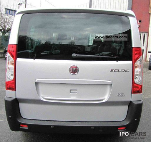 2011 fiat scudo panorama 8 places long l2 h1 multijet 120. Black Bedroom Furniture Sets. Home Design Ideas