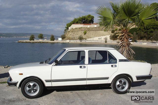 1979 Fiat  132 2000 Limousine Classic Vehicle photo