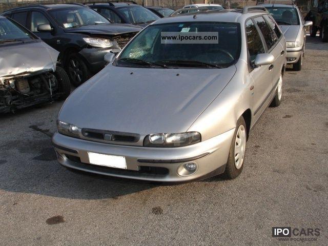 1998 Fiat  Marea Weekend 1.6i 16V SX cat Estate Car Used vehicle photo