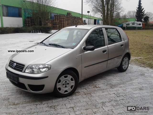 2005 fiat punto 1 3 multijet car photo and specs. Black Bedroom Furniture Sets. Home Design Ideas