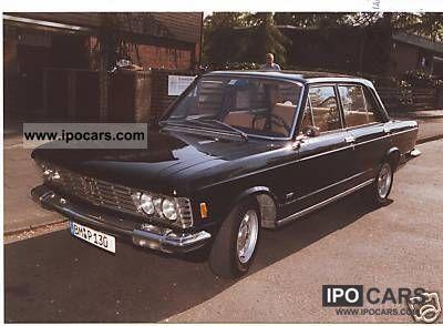 1971 Fiat  130 2.9 V6 * AUTO * ORIGINAL * H ** ADMISSION Limousine Used vehicle photo