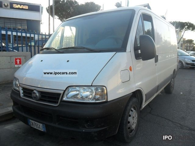 2004 Fiat  Ducato 11 2.3 JTD PM Furgone ottimo by caricare Other Used vehicle photo