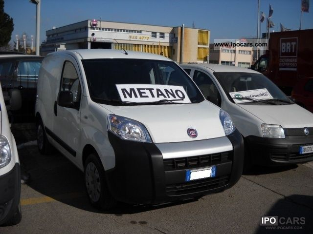 Fiat  Fiorino 1.4 8V 77CV Furg. Natural Power iva esp. 2010 Compressed Natural Gas Cars (CNG, methane, CH4) photo