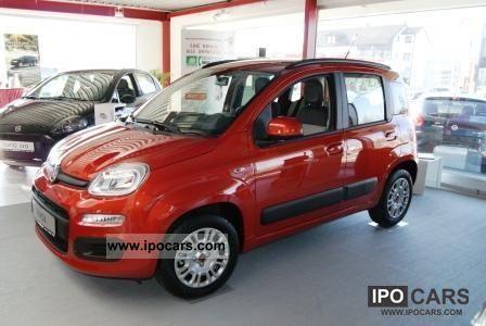 2012 Fiat  New Panda 2.1 Lounge Blue & Me navigation Small Car Used vehicle photo