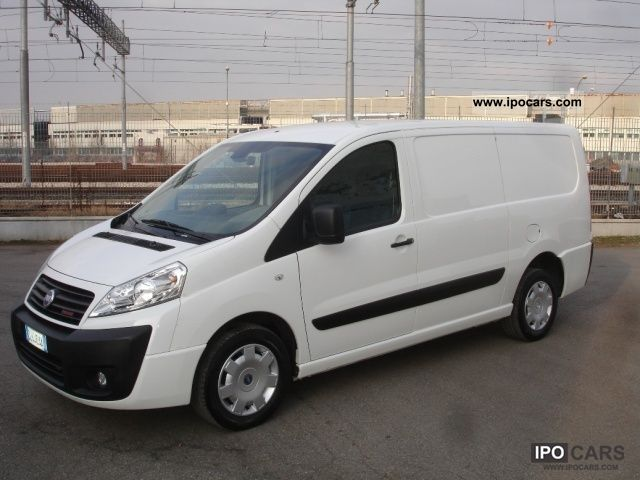 2007 Fiat  Scudo 2.0 MJT/140 PL-TN Furgone 12q. Lusso Other Used vehicle photo