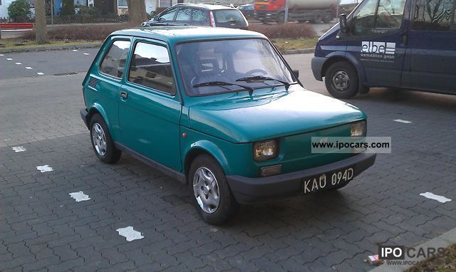 1997 Fiat  126p ELX Small Car Used vehicle photo