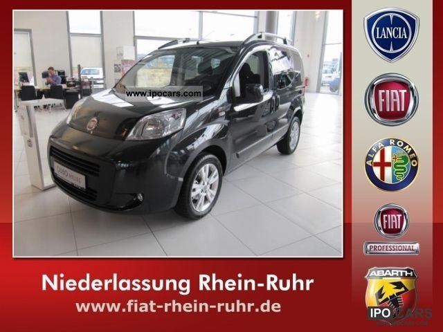 2011 Fiat  Qubo 1.3 16v MultiJet MyLife 55KW (75HP) Estate Car New vehicle photo