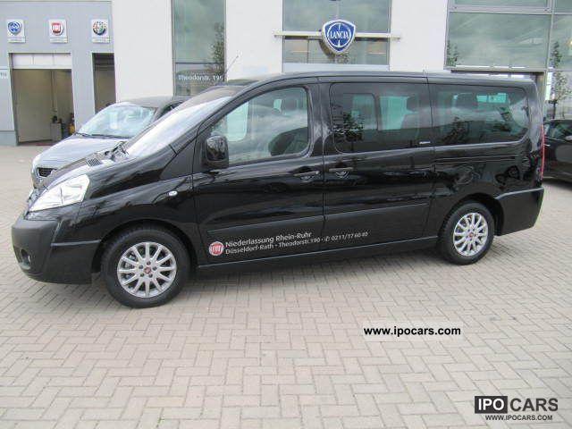 2011 fiat scudo panorama executive 10 l2h1 165 m jet car. Black Bedroom Furniture Sets. Home Design Ideas