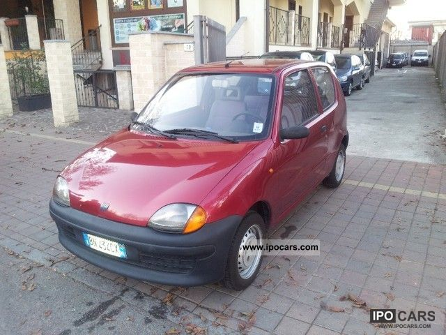 2000 Fiat  0.9 Automatic City Small Car Used vehicle photo