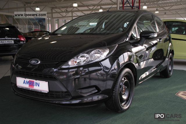 2010 Ford  Fiesta 1.25 Style Small Car Used vehicle photo