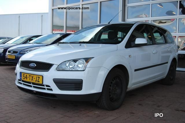 2007 Ford  Focus 1.6 TDCi Ambiente Estate Car Used vehicle photo