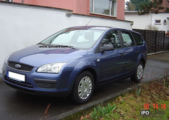 2005 Ford  Focus 1.6 TDCi Trend Estate Car Used vehicle photo