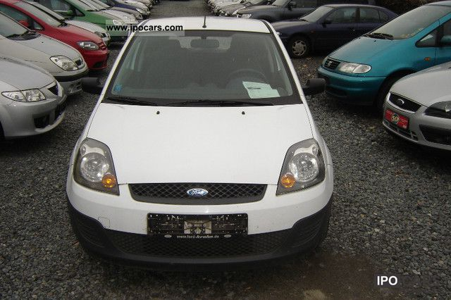 2007 Ford  Fiesta 1.4 TDCI air conditioning ** *** *** Euro4 Small Car Used vehicle photo