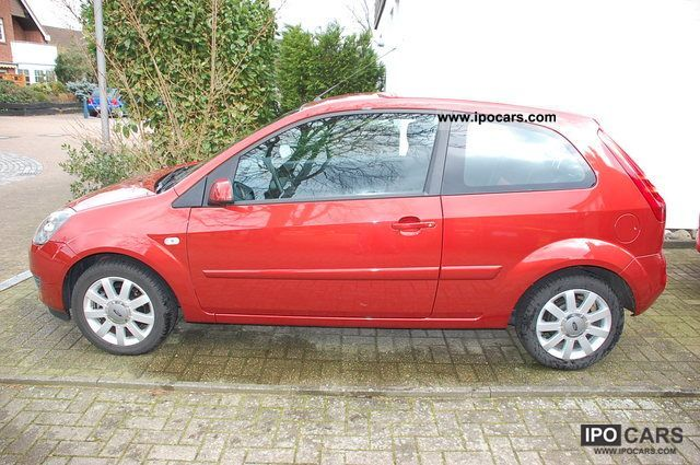 2008 Ford  Fiesta 1.3 Style Small Car Used vehicle photo