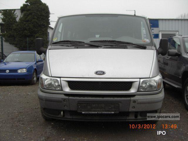 2004 Ford  FT 300 K TDE car EUROLINE Van / Minibus Used vehicle photo