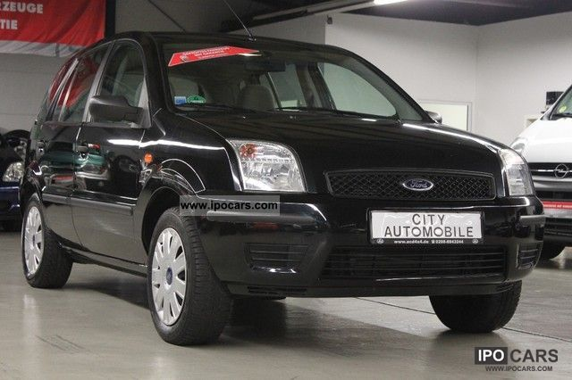 2004 ford fusion 1 4 ambiente 8 subject berreift car photo and specs. Black Bedroom Furniture Sets. Home Design Ideas