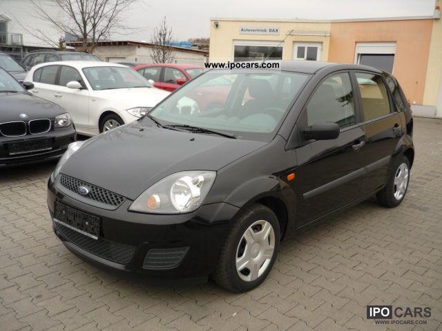 2007 Ford  Fiesta 1.3 Fun X * Air * 5-door warranty * Small Car Used vehicle photo