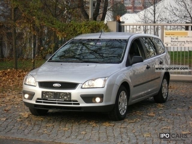 2005 Ford  Focus 1.6 TDCi DPF Estate Car Used vehicle photo