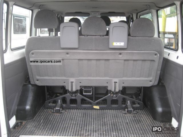 2001 Ford 2.0 Transit bus 9-seater, 2.Hand, Coupling - Car ...