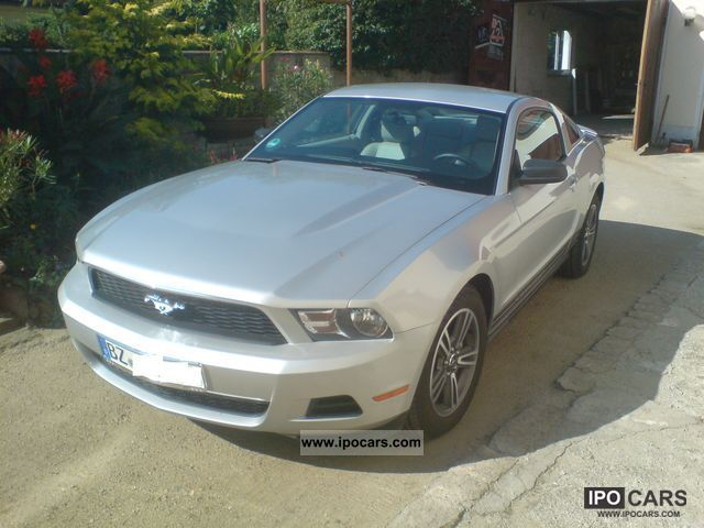Ford  Mustang 2009 Liquefied Petroleum Gas Cars (LPG, GPL, propane) photo