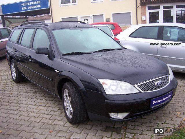 2004 Ford  Mondeo 1.8 Tournament Viva Estate Car Used vehicle photo