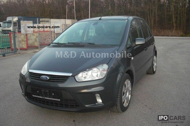2007 Ford  C-MAX 1.6 TDCi DPF * Climate * ESP * NAVI * Van / Minibus Used vehicle photo