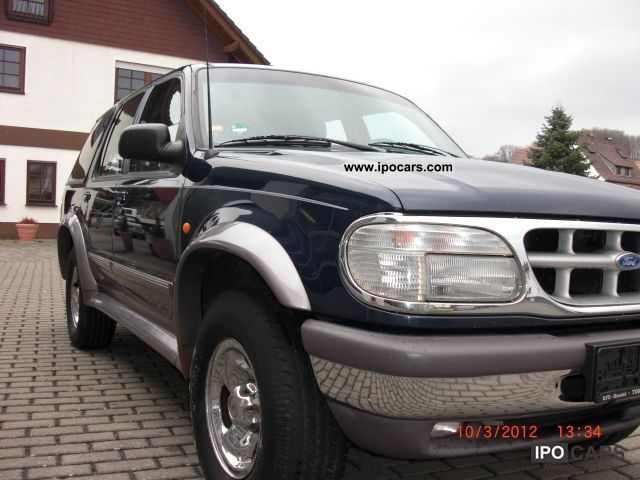 1996 Ford  Explorer bathing beach ** New ** Good Condition ** Off-road Vehicle/Pickup Truck Used vehicle photo
