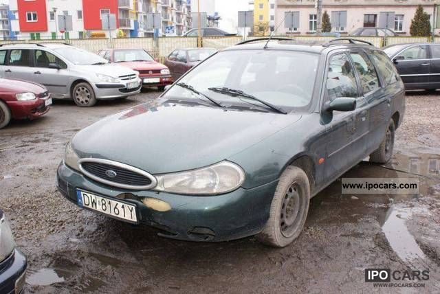 Ford  GAZ Mondeo! ! ! 1998 Liquefied Petroleum Gas Cars (LPG, GPL, propane) photo