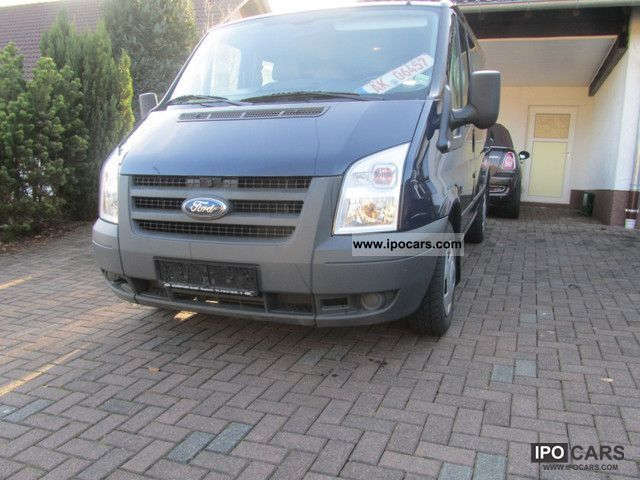2010 Ford  Transit FT 300 M TDCi, 0.9-leather seats, Warranty Van / Minibus Used vehicle photo