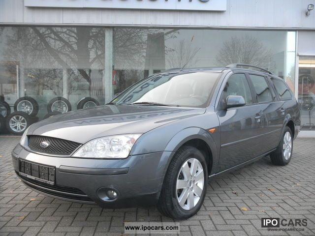 2002 ford mondeo 2 0 tdci ghia tournament car photo and specs. Black Bedroom Furniture Sets. Home Design Ideas