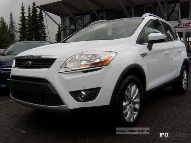 2011 Ford  Kuga Titanium 2.0 TDCi 4x4 120kW * Navi * Panorama Off-road Vehicle/Pickup Truck Pre-Registration photo