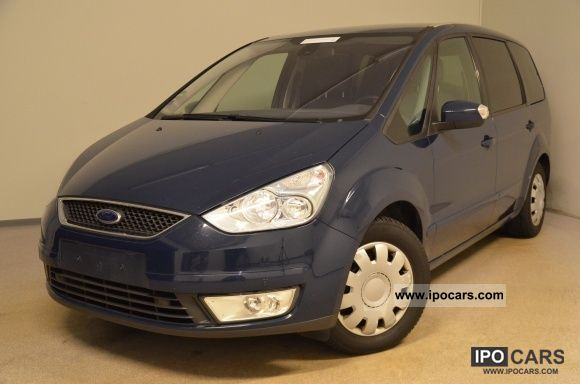 2010 Ford  Galaxy 2.0 TDCi DPF Concept, Vision 1.Hand Van / Minibus Used vehicle photo