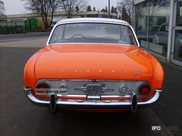 ford taunus  p koelsch  bath approval car photo  specs