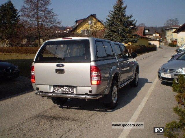ford ranger xlt  dk tdci xlt ht car photo  specs