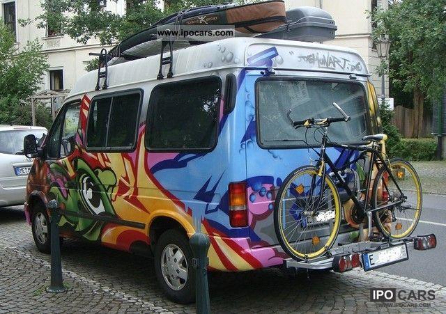 2000 Ford  FT 100 TDE Van / Minibus Used vehicle photo