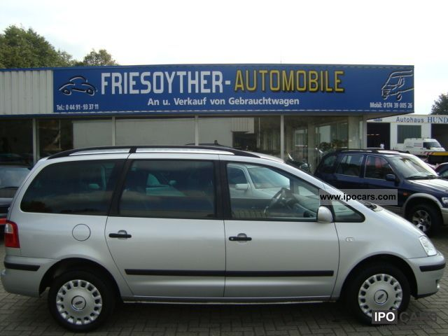 2004 Ford  Galaxy TDI 7 seats, 6Gang, air, TUV / NEW, 2HAND Van / Minibus Used vehicle photo