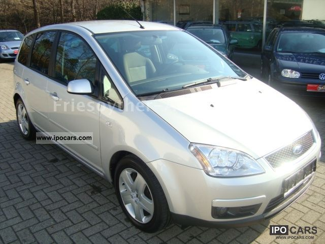 2006 ford focus c max 1 6 tdci 1hand navigation climate pdc car photo and specs. Black Bedroom Furniture Sets. Home Design Ideas