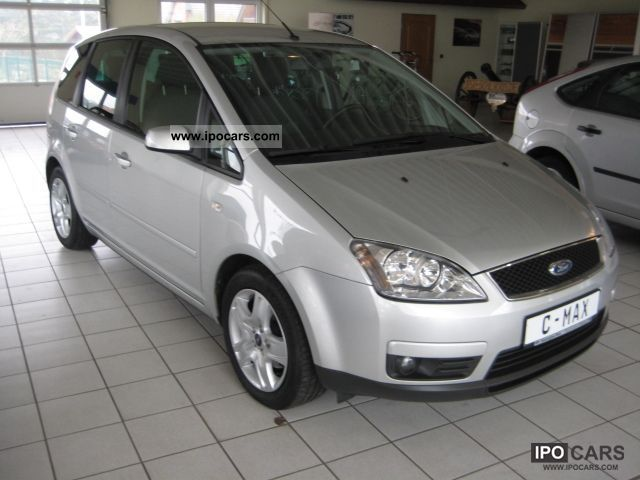 2006 ford focus c max 1 8 x fun car photo and specs. Black Bedroom Furniture Sets. Home Design Ideas