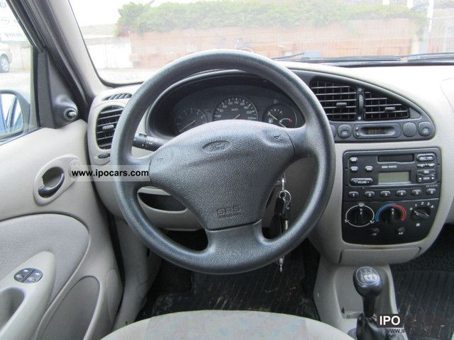 1999 Ford Fiesta Style Air Conditioning Car Photo And