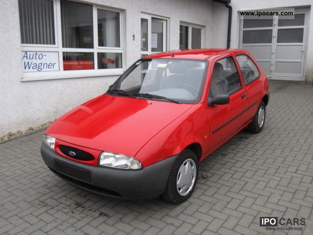 1997 Ford  Fiesta 3-door flair to TÜV Nov.2013 Small Car Used vehicle photo
