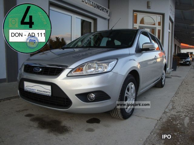 2009 Ford  Focus 1.6 TDCi Style Tournament AHK Air Estate Car Used vehicle photo