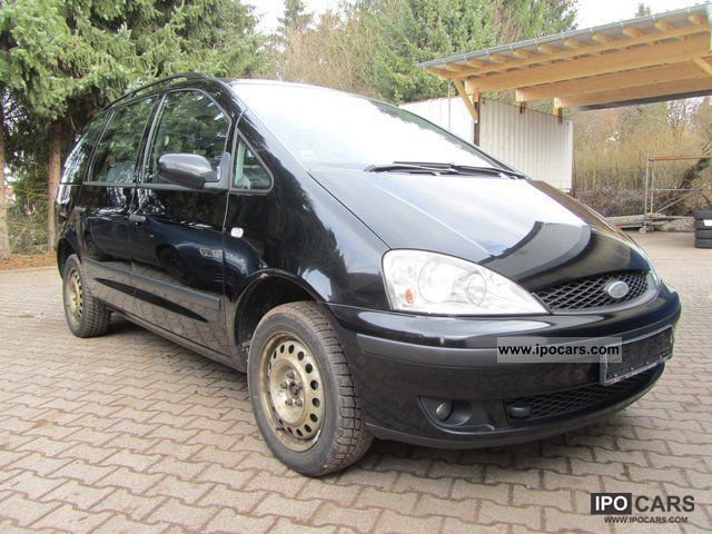2001 Ford  Galaxy 1.9 TDI 115PS climate trend 6 seats Van / Minibus Used vehicle photo