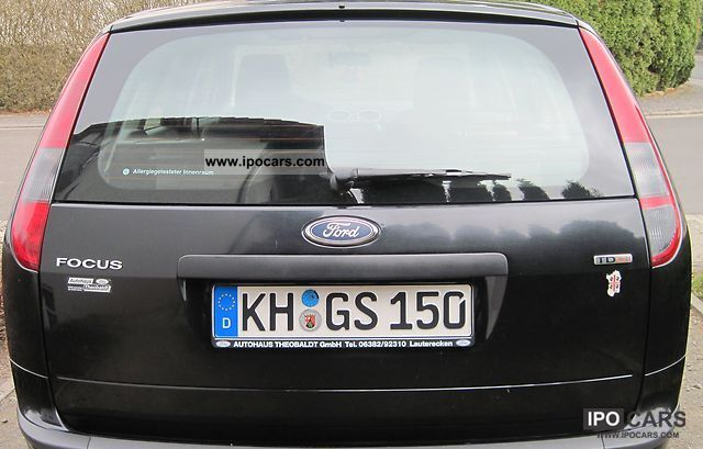 2006 Ford  Focus 1.6 TDCi Connection Estate Car Used vehicle photo
