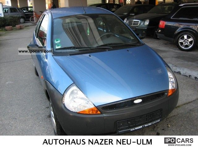 2002 Ford  Ka Small Car Used vehicle photo
