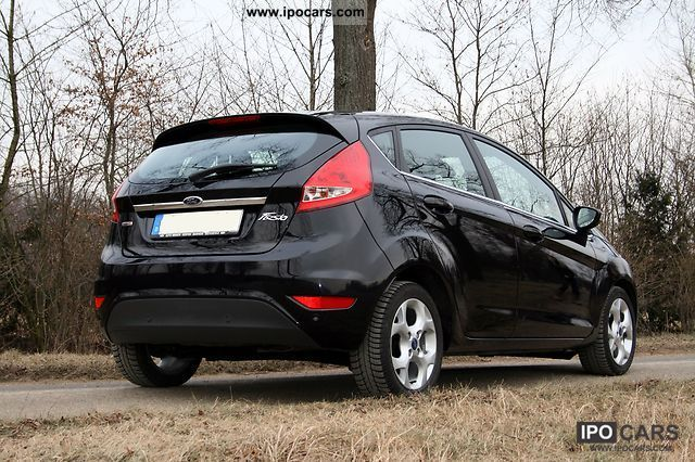 2010 ford fiesta 1 6 tdci titanium car photo and specs. Black Bedroom Furniture Sets. Home Design Ideas