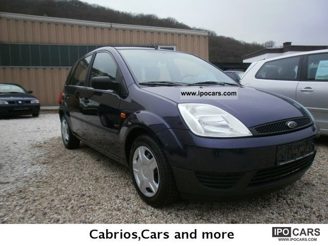 2002 Ford  Fiesta 1.3 - LOW MILEAGE Small Car Used vehicle photo