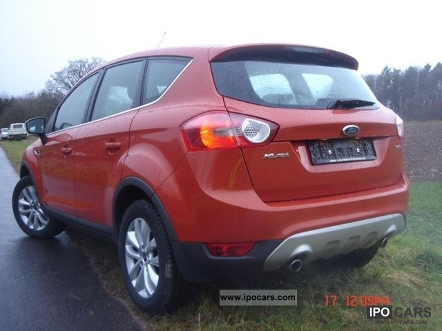 2010 ford kuga titanium 2 0 tdci 2x4 car photo and specs. Black Bedroom Furniture Sets. Home Design Ideas