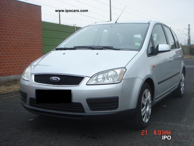 2004 ford focus c max 2 0 tdci climate apc guarantee. Black Bedroom Furniture Sets. Home Design Ideas