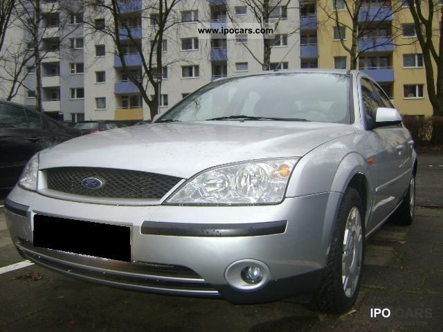 2001 Ford  Mondeo 1.8 Trend climate Limousine Used vehicle photo